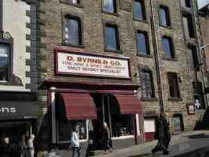D Byrne & Co, Clihteroe
