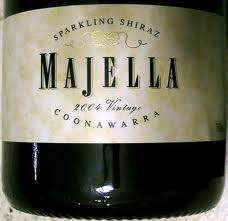 Marjella Sparling Shiraz - Ribena for grown ups