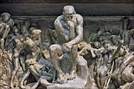 Rodin's Porte d'Enfer