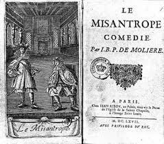 Le Misanthrope by Molière