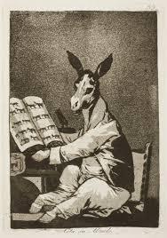 Fom Los Caprichos, Goya