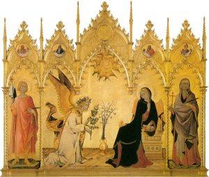 Simone Martine Annunciation