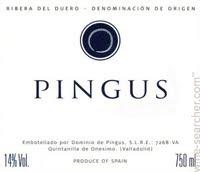 Nirvana: Pingus, like 2000 Latour, vinuouss, emotional and spiritual perfection